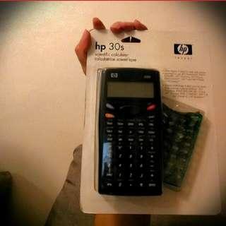 HP 30s Scientific Calculator