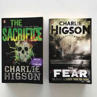 Charlie Higson The Sacrifice The Fear