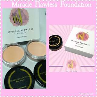 Miracle Flawless Foundation