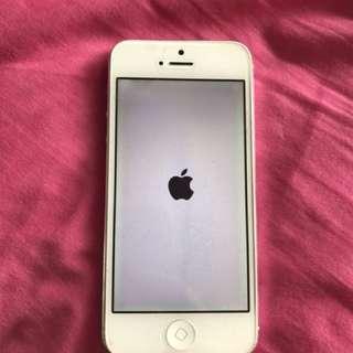 iPhone 5 68gb