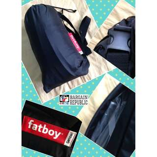 Fatboy Lamzac Inflatable Lounger Air Chair