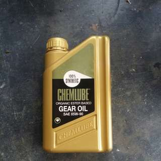 Chemlube MT gear oil