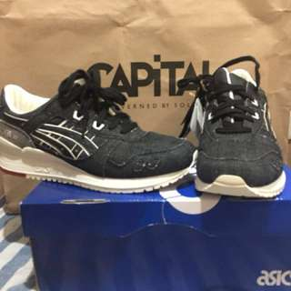 For Sale!!! Asics Okoyama Denim Gel Lyte III