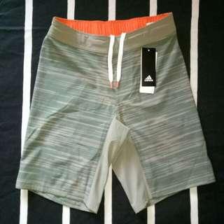 Brand new Adidas Climalite Crazy Train Shorts