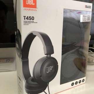JBL T450 On-ear headphone