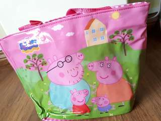 Peppa pig family small bag