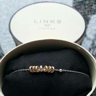 Links of London 925 Silver Bracelet