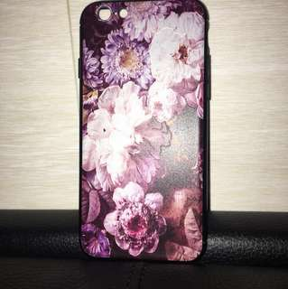 iphone 6s floral phone case