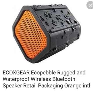 ECOXGEAR Waterproof Bluetooth Speaker