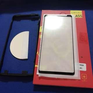 全屏粘貼 Note 8/S8+/iphone X