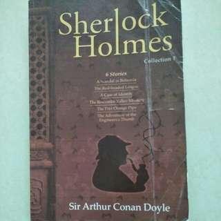Sherlock Holmes Collection 1 Original Stories