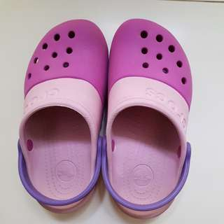 Crocs C13 (purple pink)
