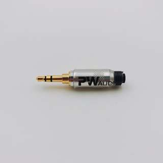 PWAudio Adapter Series 2.5mm Female to 3.5mm Male Adapter