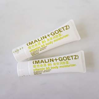 Malin + Goetz Moisturiser (2)