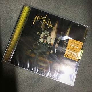 Panic! at the Disco: Vices and Virtues (Brand new)
