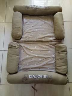 Preloved Dialogue Baby Bed