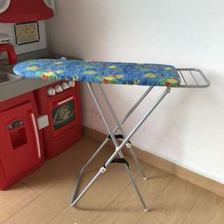 Moving out: Kids ironing board