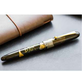 Brand New Luxury Pilot Namiki Nippon Art Collection Rolling Ball Pen, Dragon with Cumulus Design, Fine Point