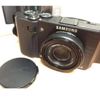 Samsung EX1 Camera