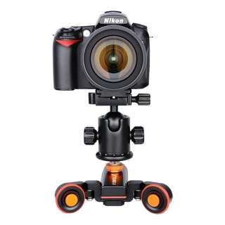 Yelangu L4 Camera Motorised Dolly With Remote Control