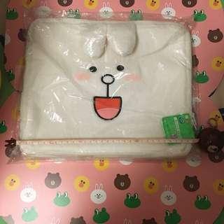 Line Friends 日本 Cony 兔兔 Notebook 袋
