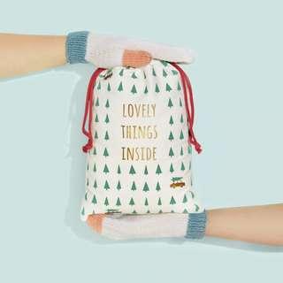 Kikki K Cloth Gift Bag