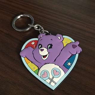Care Bear Key Chain
