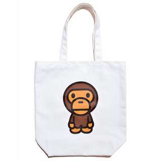 東Touch 別注版 x A Bathing Ape Baby milo Tote bag 袋