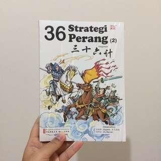 Komik 36 Strategi Perang