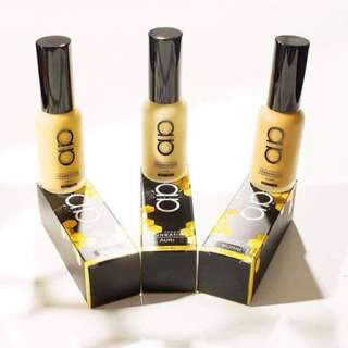 READY STOCK💕ROYAL PROPOLIS FOUNDATION BY ALHA ALFA COSMETICS/30ml. Processing Proceed Upon Full Payment Received Via Bank Transfer