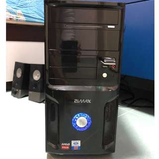 AMD四核 desktop