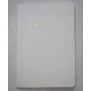 Mill Custom A6 Plain Notebook