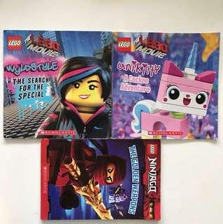 LEGO storybooks