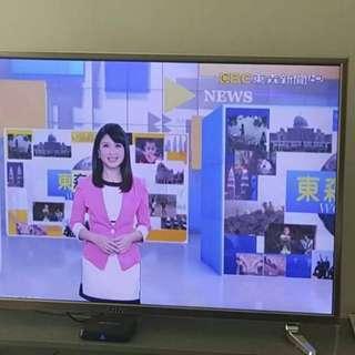 52 inch smart lcd tv