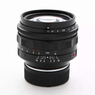 Voigtlander 50mm f1.1 VM mount