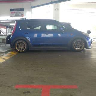 Mitsubishi Colt Version-R 1.5 Manual