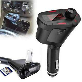 Car Transmitter Modulator