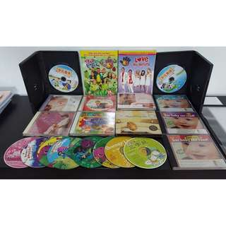 Baby Learning CDs, VCDs, Dvds