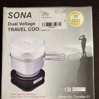 Sona Travel Cooker