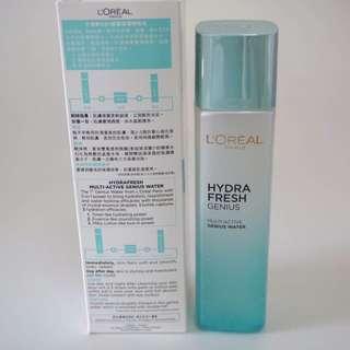L'Oreal Hydrafresh Genious Water
