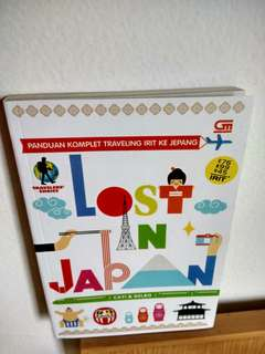 Buku Lost in Japan