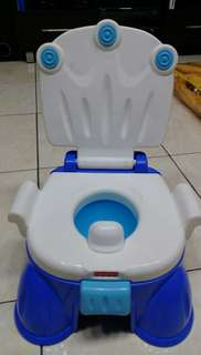 Fisher-Price musical potty for boy