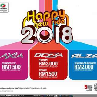 Rebate Perodua 2018 With Delivery