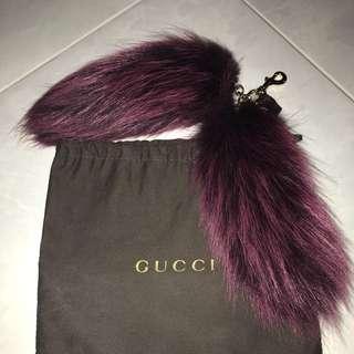 Gucci Fox Tail