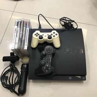Playstation 3 + PS3 MOVE