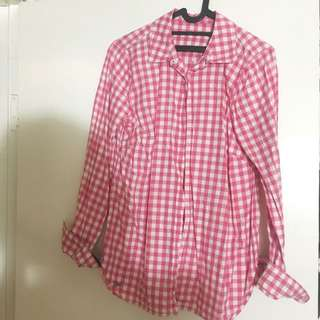 flanel pink cotton