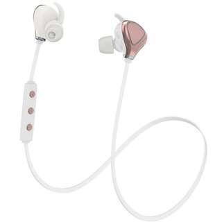 InzhiRui Sport Bluetooth Headphone (Rose Gold)
