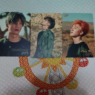SF9 yes card