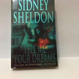 Sidney Sheldon's collection