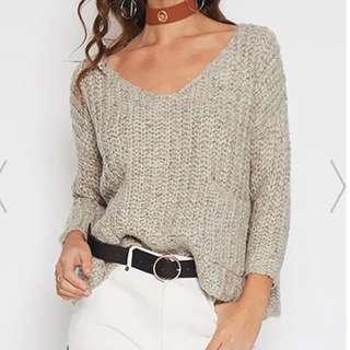 Fressia Chunky Knit